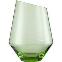 Zwiesel 1872 Diamonds Vase/ Windlicht grün 277