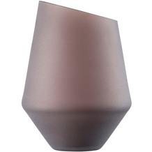 Zwiesel 1872 Diamonds Vase/ Windlicht smoky satin 220