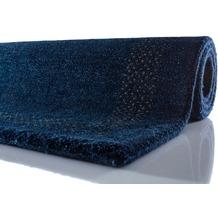 Zaba Gabbeh-Teppich Manipur blau 60 cm x 90 cm