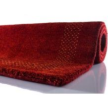 Zaba Gabbeh-Teppich Manipur rot 40 cm x 60 cm