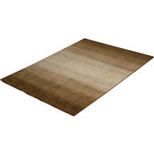 Zaba Gabbeh-Teppich Riad 2020 beige 70 cm x 140 cm