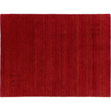 Zaba Gabbeh-Teppich Tashi rot 40 cm x 60 cm