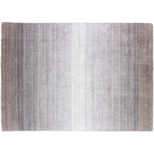 Zaba Loribaft-Teppich Riad beige/silber 70 cm x 140 cm