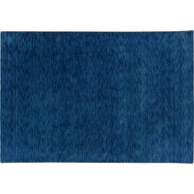 Zaba Loribaft-Teppich Seattle blau 70 cm x 140 cm