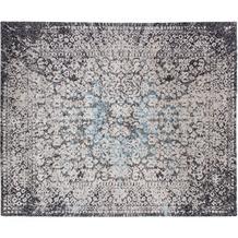 Zaba Teppich Madrid anthrazit 140 cm x 200 cm