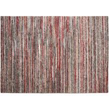 Zaba Teppich San Remo natural/rot 60 x 90 cm