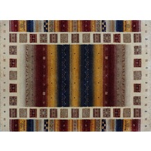 Zaba Teppich Toulouse 6133 mehrfarbig 80 x 120 cm