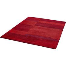 Zaba Gabbeh-Teppich Wesley red 70 x 140 cm