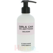Zadig & Voltaire Girls Can Do Anything Shower Gel 200 ml