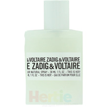 Zadig & Voltaire This Is Her edp spray 30 ml