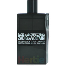 Zadig & Voltaire This Is Him edt spray 100 ml