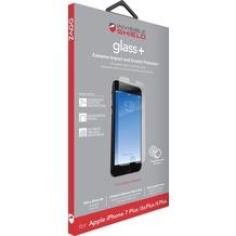 ZAGG InvisibleSHIELD GlassPlus Displayschutz f. iPhone 7 Plus