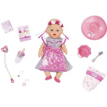 Zapf Creation BABY born Soft Touch Dirndl Edition 43cm