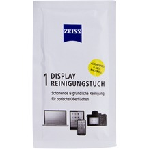 Zeiss Display-Reinigungstuch 30er for Universal weiß