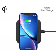 ZENS Single Wireless Charger 10W, Qi, schwarz, ZESC08BP/00