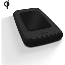 ZENS Wireless Power Bank mit Haftoberfläche, 4500mAh, Qi
