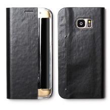 Zenus Basic Diary - Samsung Galaxy S7 edge - schwarz