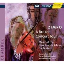 Zimro-A Broken Concert Tour, CD