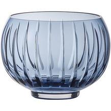 Zwiesel Glas Windlicht Signum blau