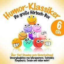 ZYX Music Humor-Klassiker: Die Hörbuch Box, CD