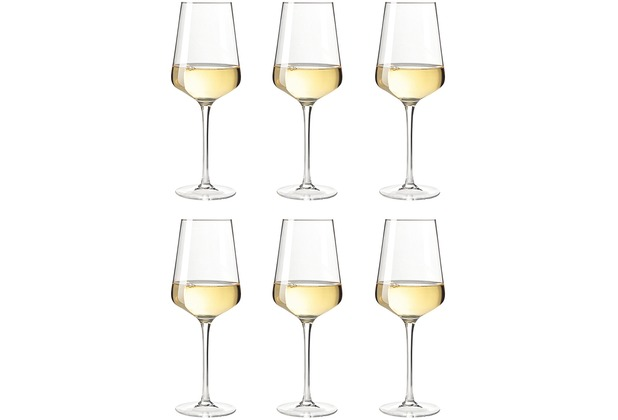 Leonardo 6er Set Weißweinglas Puccini