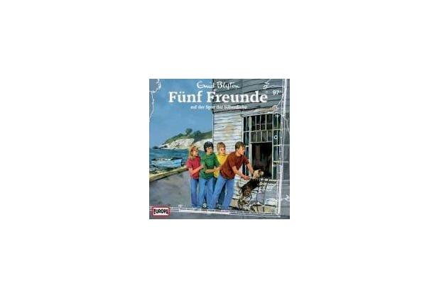 Fünf Freunde 097 auf der Spur der Silberdiebe Hörspiel