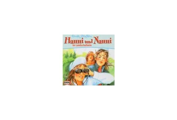 Hanni und Nanni 12: Hanni und Nanni im Landschulheim Hörspiel
