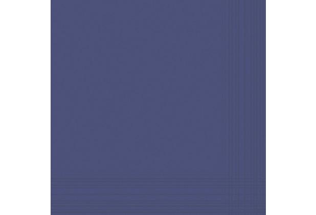 Duni Servietten aus Dunicel Maitre dunkelblau, 41 x 41 cm, 50 Stück