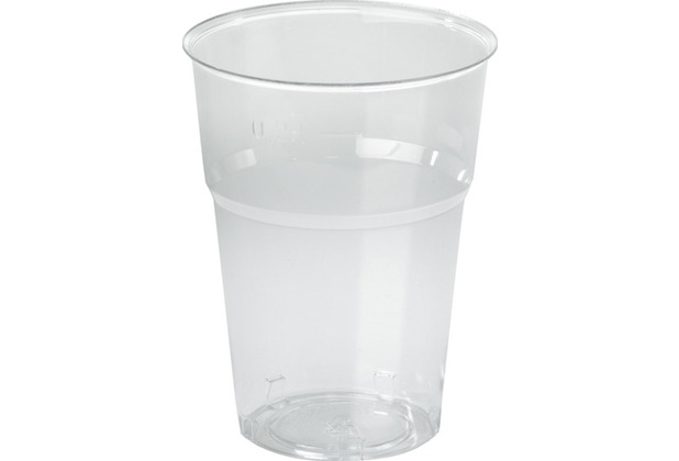 Duni Trendglas glasklar, 25 cl, 30 Stück