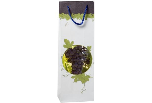 Duni Flaschentüten Red Wine, 12,3 x 36,2 x 7,8 cm