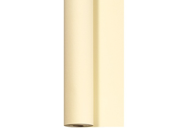 Duni Bierzelt Tischdeckenrolle aus Dunicel Uni champagne, 90 cm x 40 m