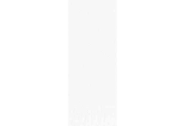 Duni Servietten 2lagig Tissue Uni weiß, 36 x 36 cm, 300 Stück