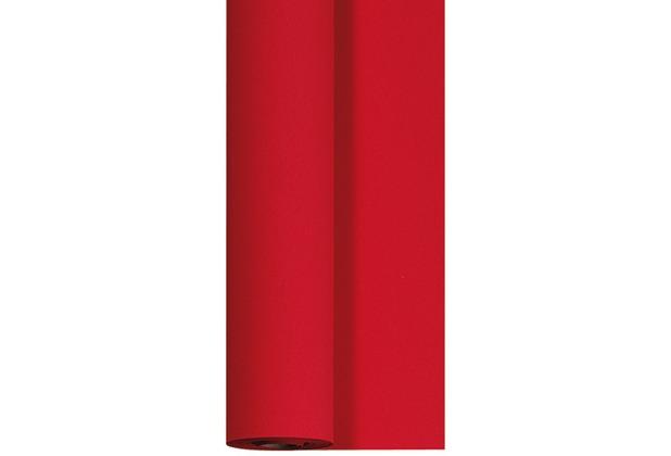 Duni Bierzelt Tischdeckenrolle aus Dunicel Uni rot, 90 cm x 40 m