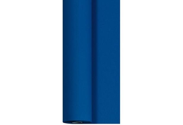 Duni Bierzelt Tischdeckenrolle aus Dunicel Uni dunkelblau, 90 cm x 40 m