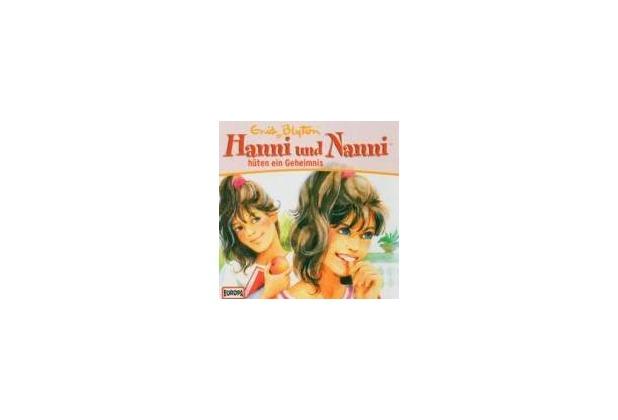 Hanni und Nanni 23: Hanni und Nanni hüten ein Geheimnis Hörspiel