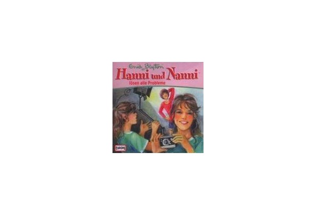 Hanni und Nanni 32: Hanni und Nanni lösen alle Probleme Hörspiel