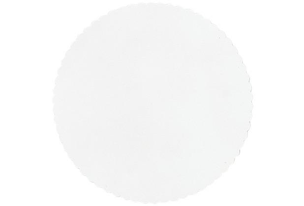 Duni Tortenunterlagen beschichtet weiß, ø ca. 28 cm, 6 Stück