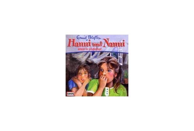 Hanni und Nanni 35: Hanni und Nanni allein in Lindenhof Hörspiel