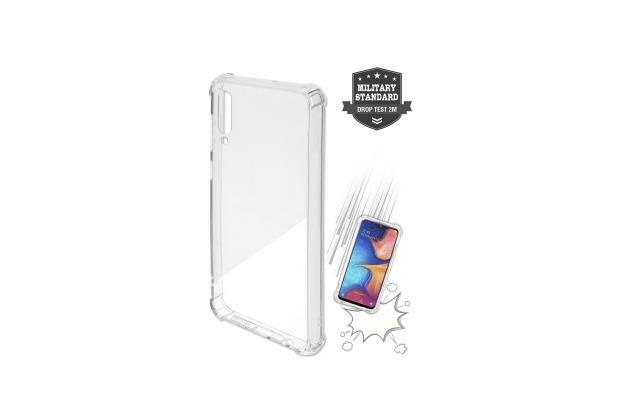 4smarts Hard Cover IBIZA für Samsung Galaxy A70 transparent