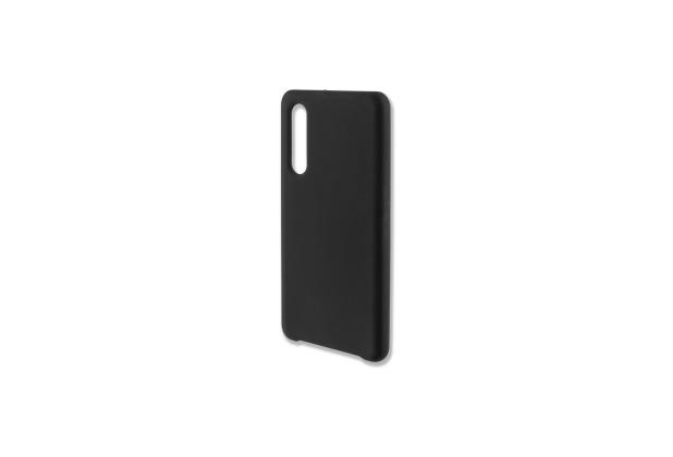 4smarts Liquid Silikon Case  CUPERTINO für Huawei P30 schwarz