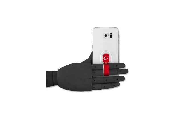4smarts LOOP-GUARD Finger Strap Halteschlaufe für Smartphones Türkei