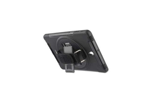 4smarts Rugged Tablet Tasche GRIP für Samsung Galaxy Tab S4 schwarz