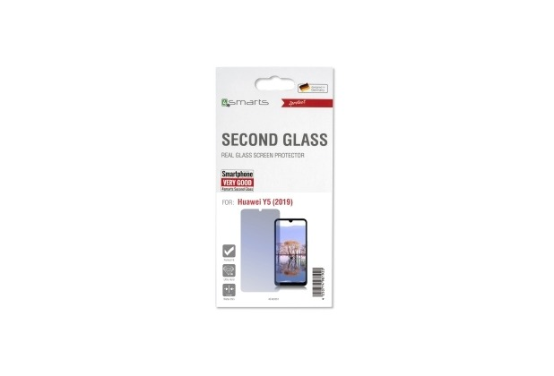 4smarts Second Glass für Huawei Y5 (2019)
