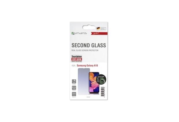 4smarts Second Glass Limited Cover für Samsung Galaxy A10