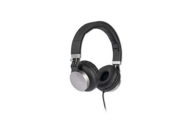4smarts Stereo Headset Eara One mit USB-C & 3,5mm schwarz