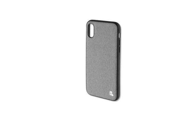 4smarts UltiMAG Flip-Tasche & CAR-CASE für iPhone Xs / X schwarz/grey