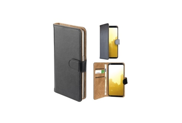 4smarts Universal Flip-Tasche UltiMAG URBAN Größe L schwarz