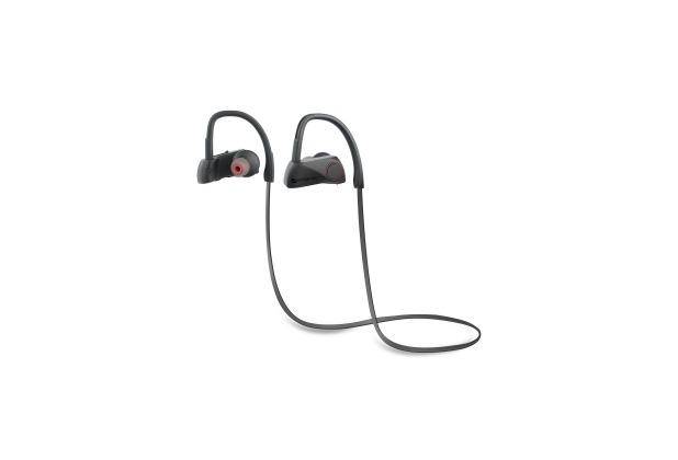 4smarts Wireless Sport Headset Eara BT-X mit IPX7 schwarz