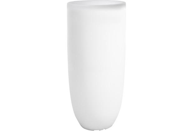8 Seasons Dekoleuchte Shining Curvy Pot (Solar) XL