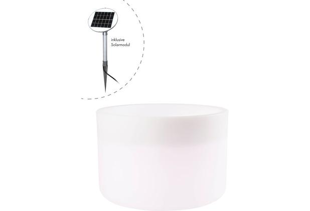 8 Seasons Dekoleuchte Shining Elegant Pot (Solar) M